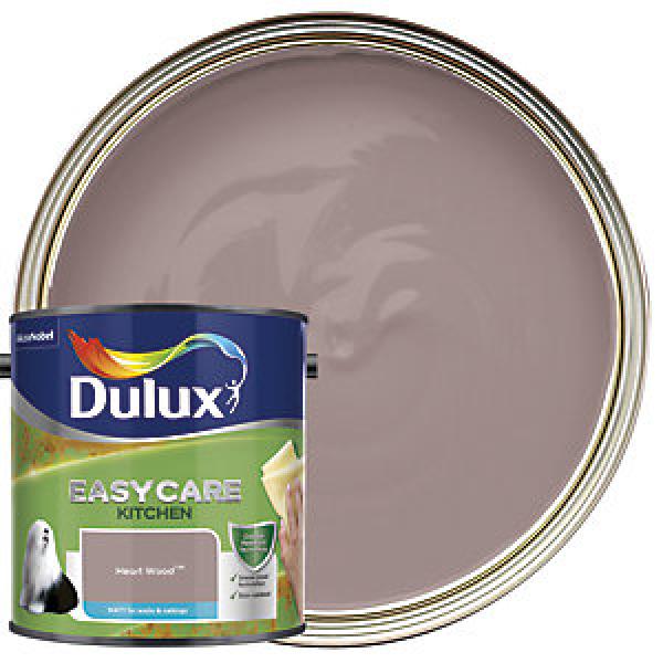 Dulux Easycare Kitchen Matt Emulsion Paint - Heart Wood 2.5L