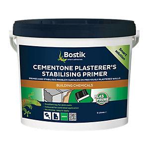 Bostik Cementone Plasterer's Stabilising Primer - 5L