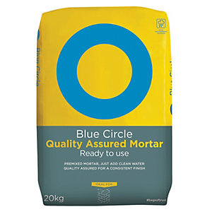 Blue Circle Quality Assured Mortar Mix - 20kg