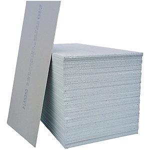 Knauf Plasterboard Tapered Edge - 12.5mm x 1.2m x 2.4m