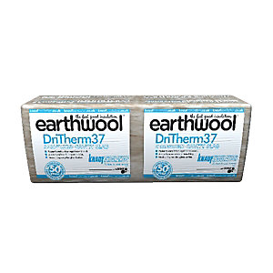 Knauf Earthwool 100mm Dritherm Cavity Slab Insulation 455 x 1200mm 4.37m2 Pack 8