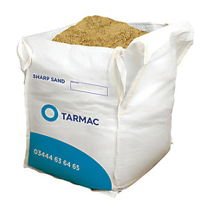 Tarmac Sharp Sand Jumbo - Bag