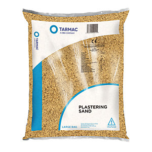 Tarmac Plastering Sand Major Bag
