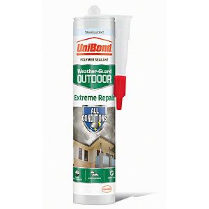 UniBond Extreme Repair Sealant - Translucent 300ml
