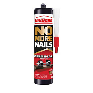 UniBond No More Nails Original Cartridge - 300ml