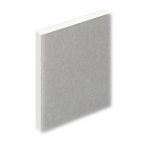 Knauf Plasterboard Square Edge - 12.5mm x 900mm x 1.8m