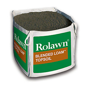 Rolawn Blended Loam Topsoil Bulk Bag - 1000L