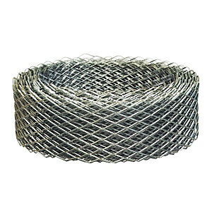 Expamet 771-20 Expanded Stainless Steel Mesh Coil - 225mm x 20m