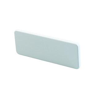 Wickes PVCu White Window Board End Cap
