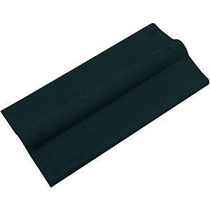 Onduline Black Ridge Piece for Bitumen Corrugated Sheets 485 x 1000mm