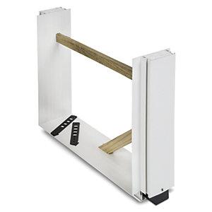 YBS Cavi-Mate 100mm Cavity Closer Window Kit - 620 x 1195mm