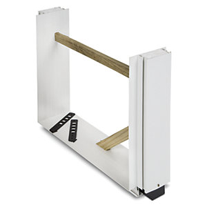 YBS Cavi-Mate 125mm Cavity Closer Window Kit - 620 x 1045mm