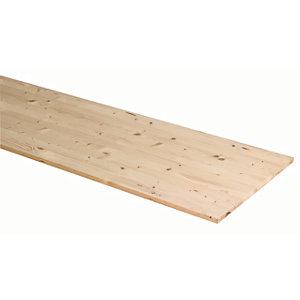 Wickes General Purpose Timberboard - 18mm x 400mm x 1750mm