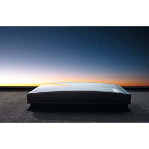 Velux Curved Glass Top Cover 600 x 600mm