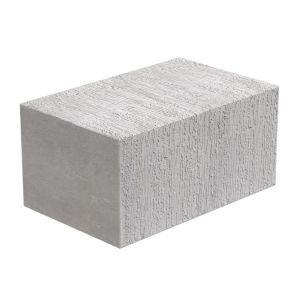 Toplite Grey Aerated concrete Foundation block (H)215mm (W)300mm (L)440mm