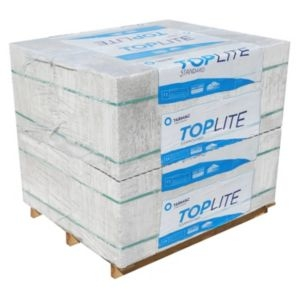 Toplite Grey Aerated concrete Block (H)215mm (W)100mm (L)440mm 549000g