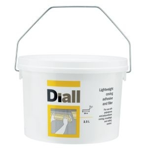 Diall Coving Adhesive & Filler 2.5L