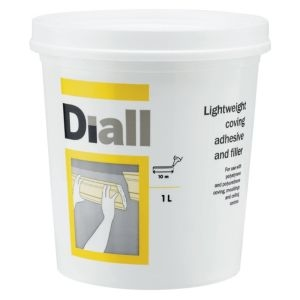 Diall Coving Adhesive & Filler 1L