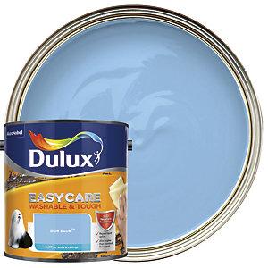 Dulux Easycare Washable & Tough Matt Emulsion Paint - Blue Babe 2.5L