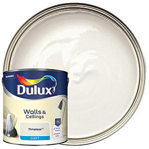 Dulux Matt Emulsion Paint - Timeless 2.5L