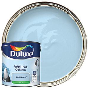 Dulux Silk Emulsion Paint - First Dawn 2.5L