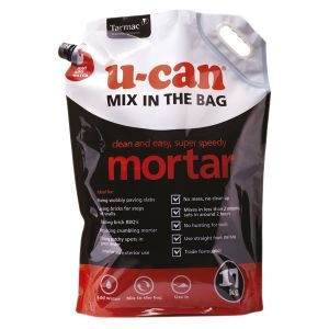U-Can Mix In The Bag Mortar 17kg Bag