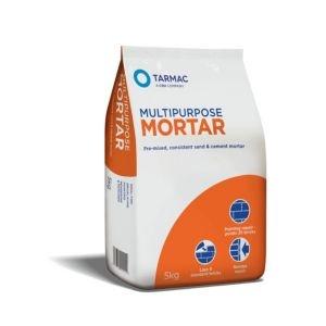 Tarmac Multipurpose Mortar 5kg Bag