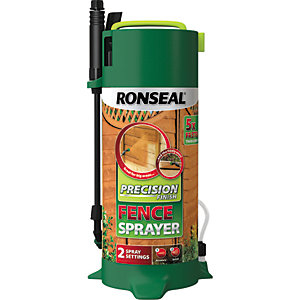 Ronseal Precision Finish Pump Fence Sprayer