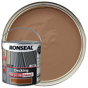Ronseal Rescue Decking Paint - Maple 2.5L