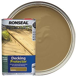 Ronseal Decking Protector - Natural 5L