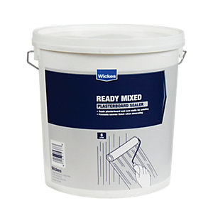 Wickes Ready Mixed Plasterboard Sealer - 6L