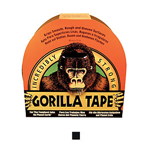 Gorilla All Purpose Tape 32M Black