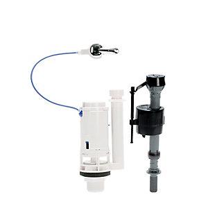 Fluidmaster Lever Cistern Dual Flush Valve & B/E Fill Kit
