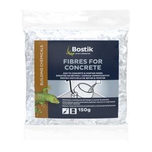 Bostik Concrete fibres