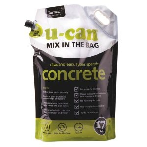 U-Can Mix In The Bag Concrete 17kg Bag