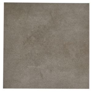 Konkrete Grey Matt Concrete effect Porcelain Floor tile  (L)426mm (W)426mm  Sample