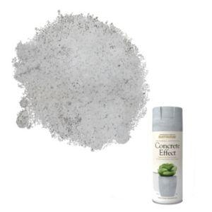 Rust-Oleum Natural effects Concrete Textured effect Matt Spray paint 400 ml