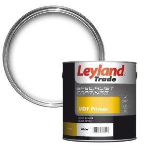 Leyland Trade Specialist White MDF Primer 2.5L